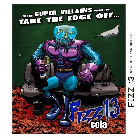 Fizz 13 Graphic
