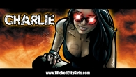 Wicked City Girls Graphic - Charlie