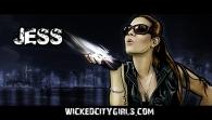 Wicked City Girls Graphic - Jess